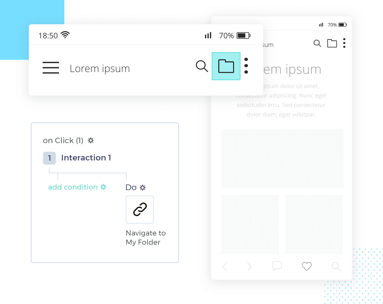 wireframing with real content or with placeholders in ux design