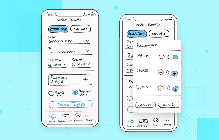 Complete guide to paper prototyping