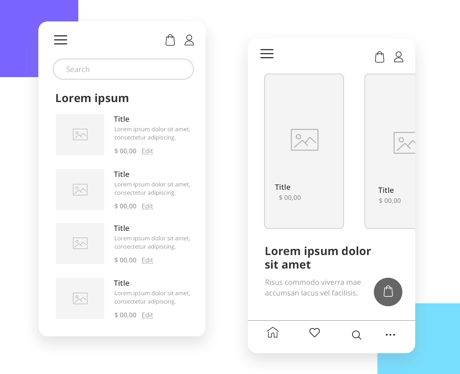 what are app wireframes in UX design