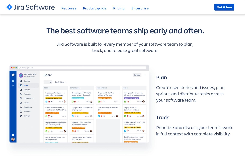 Agile tools for UX - Atlassian Jira
