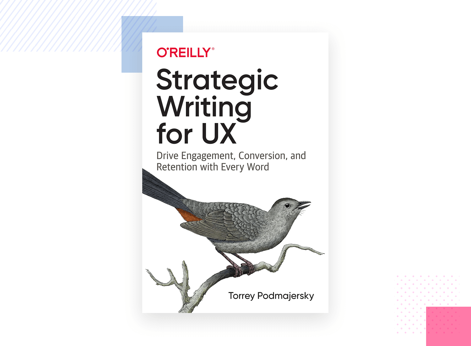 Strategic writing for UX - book cover