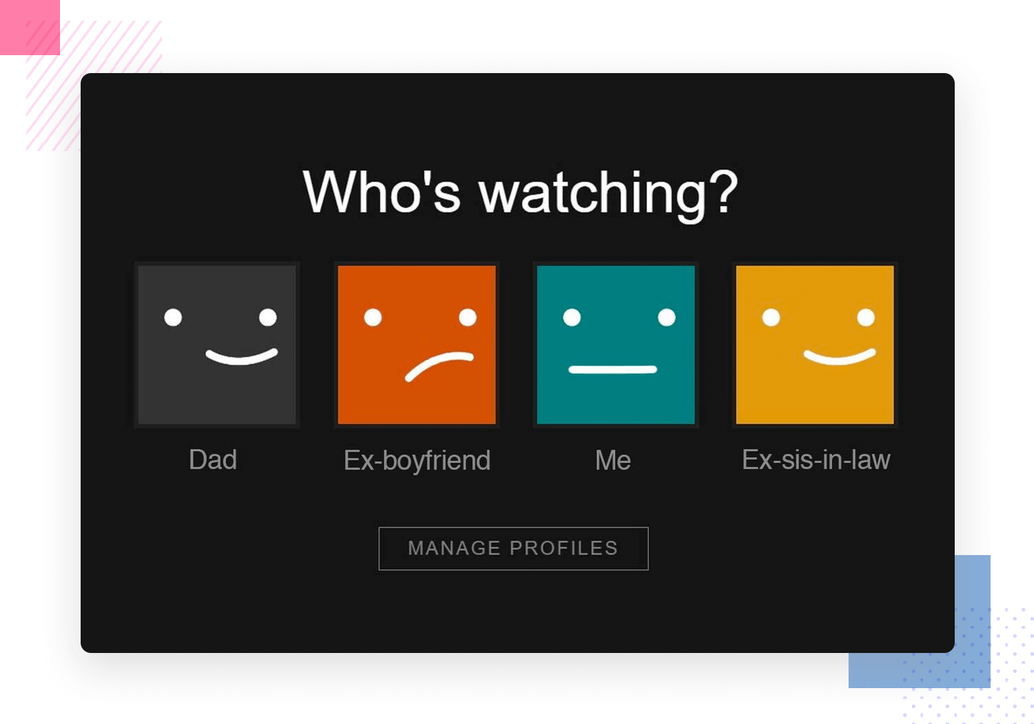 UX writing - Netflix using questions instead of commands