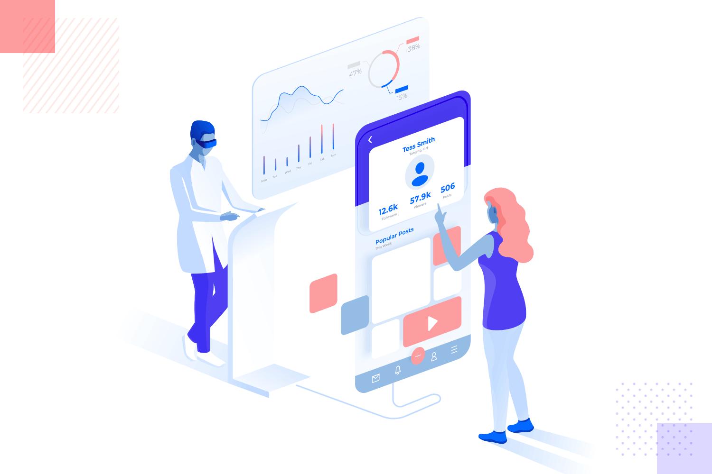 UX principles - moderated user testing