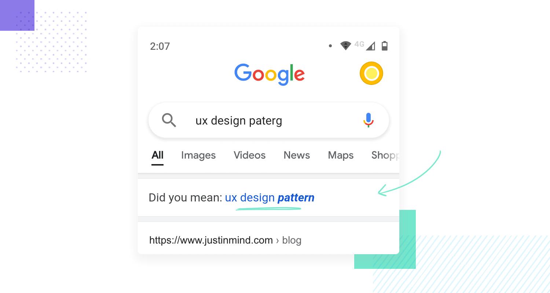 forgiving format as ux design pattern