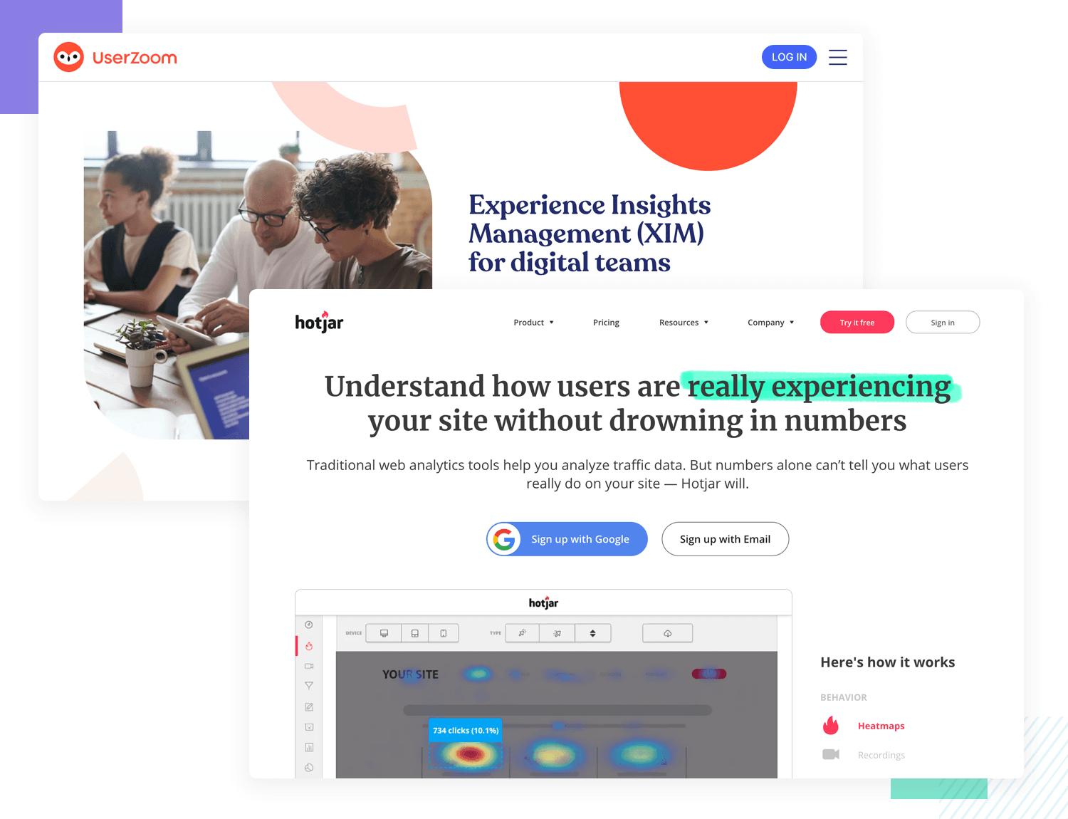 giving designers the tools they need for ux design as a principle