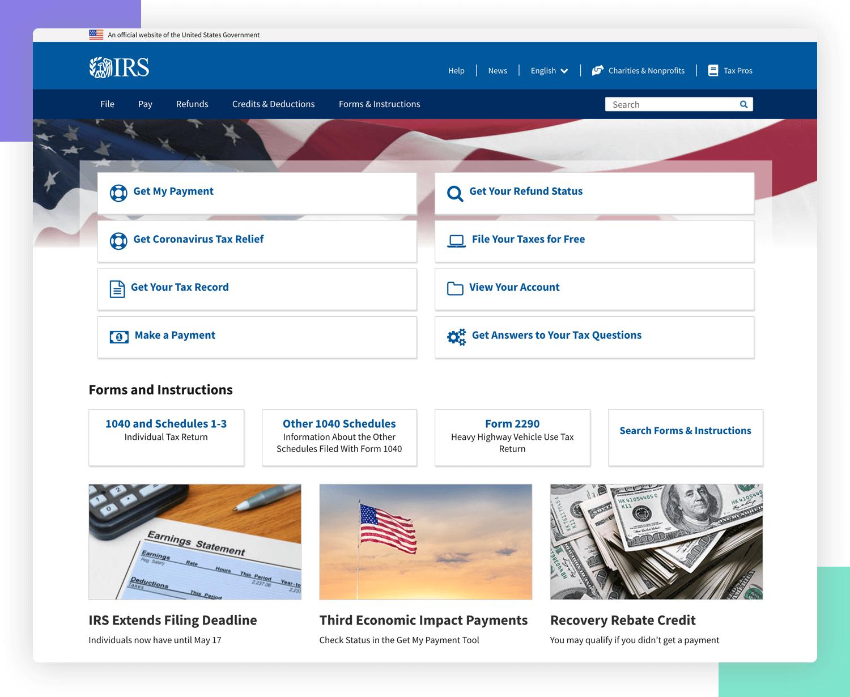 learnable design for website ux