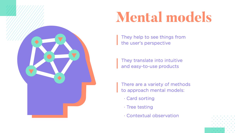 mental models as ux design principle