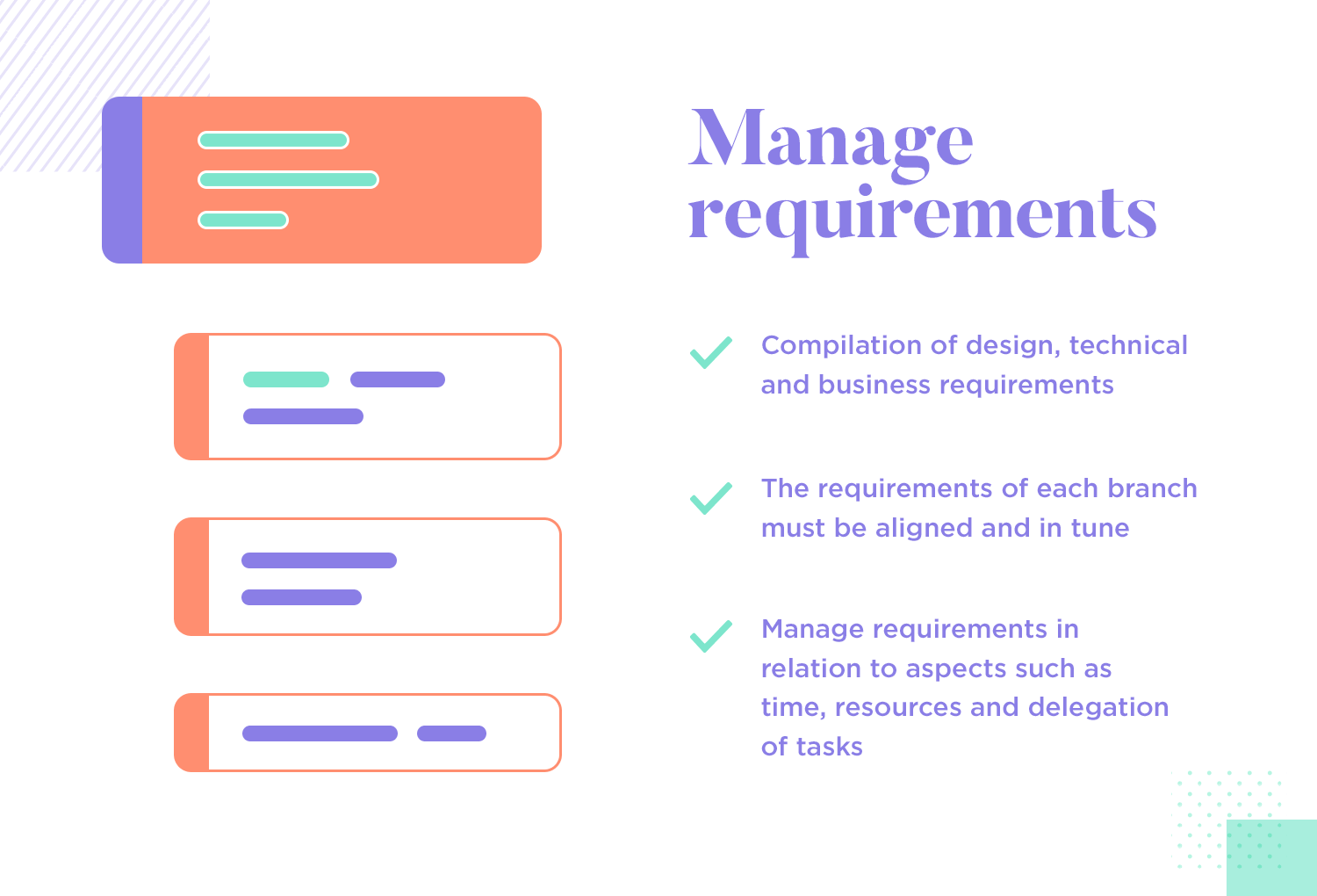 requirements as ux design principle - gathering and management
