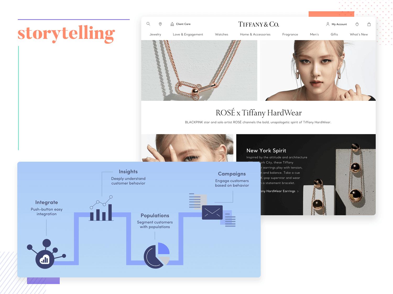 visual storytelling as ux design principle