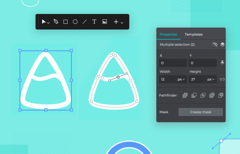 justinmind's new version for visual design - 9.4