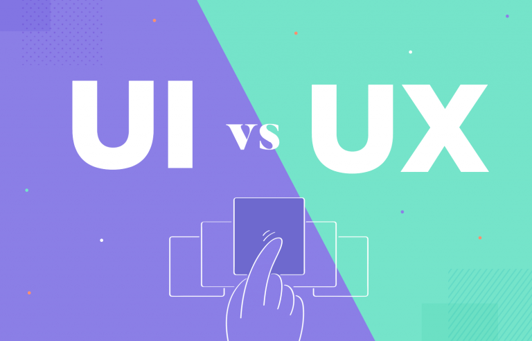 UI vs UX design: what is the difference?