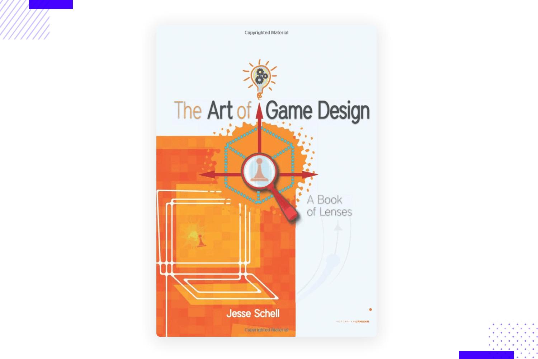 art of game design as book for ui designers