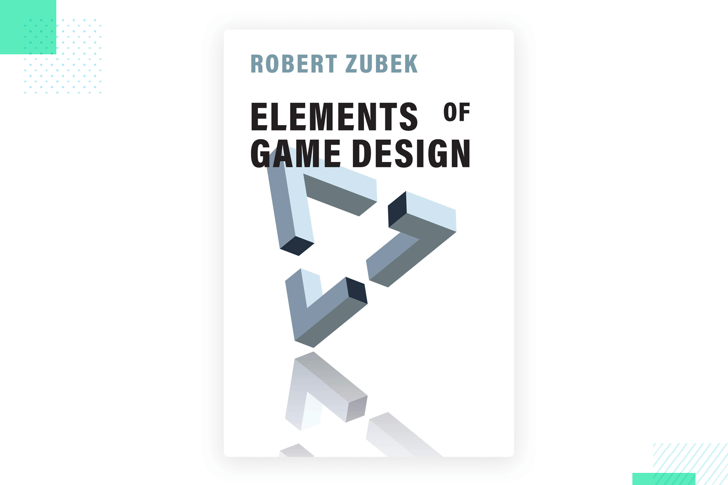 elements of game design as book for ui designers