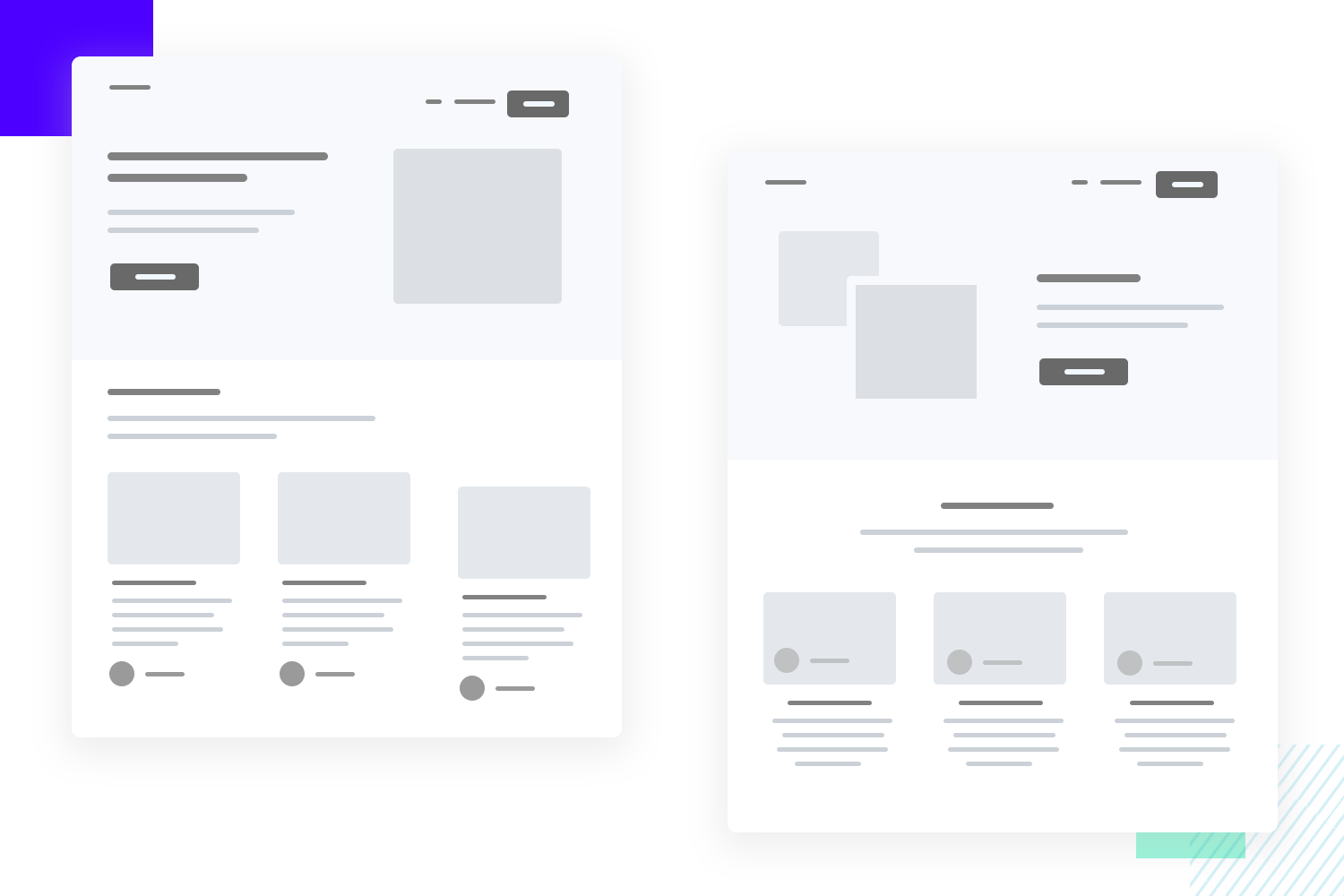 creation of layout within ui design