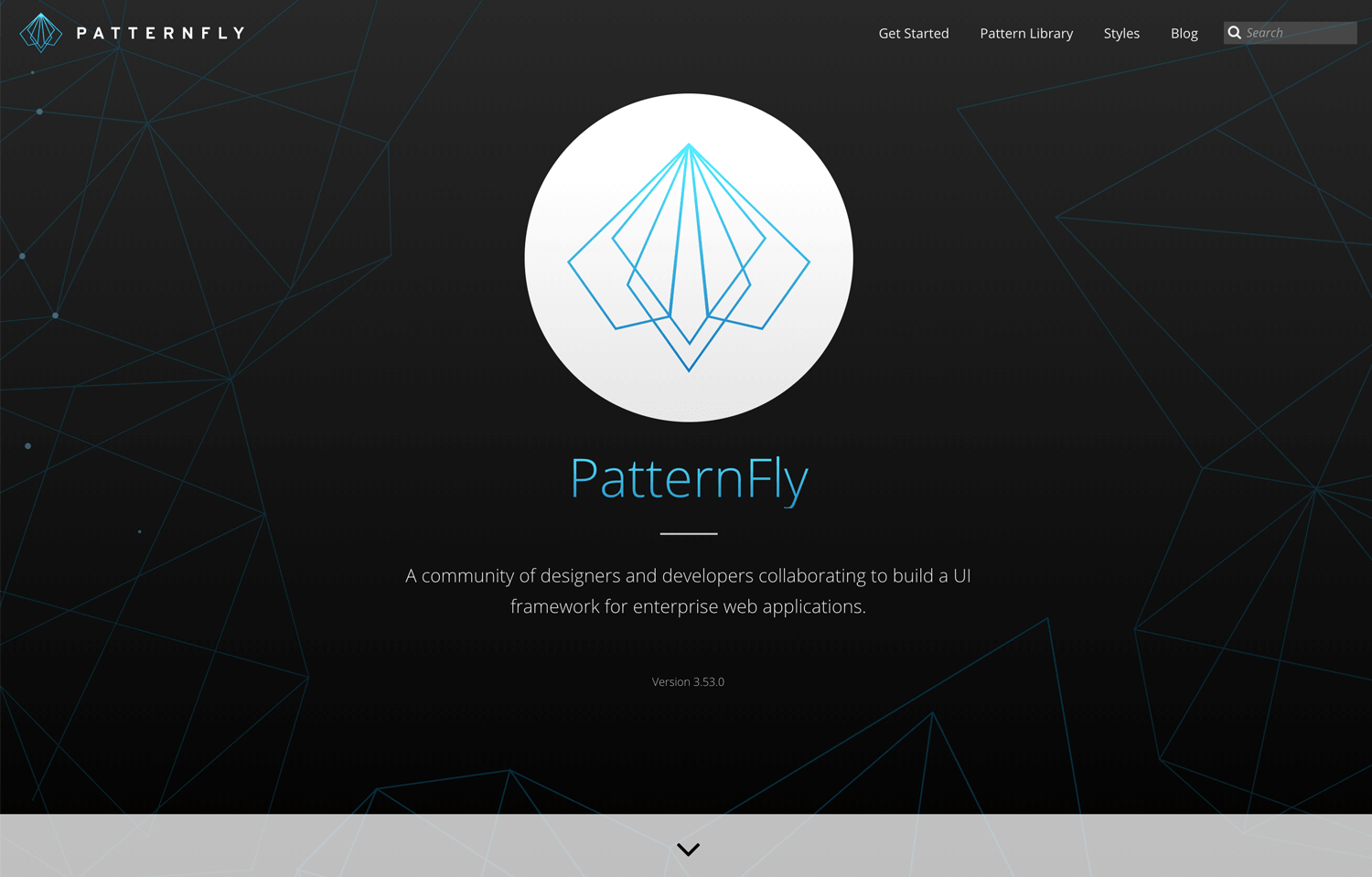 patternfly as ui pattern library for designers