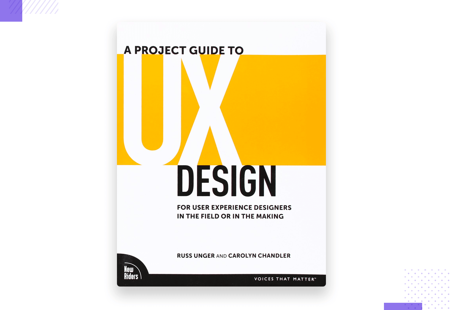 project guide for ux design