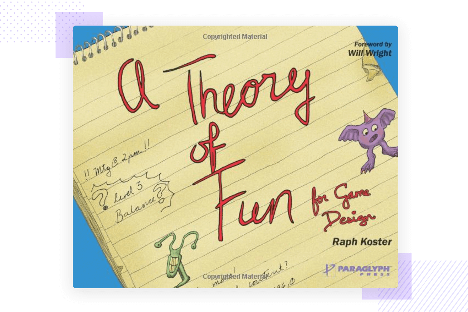theory of fun as book for game ui design