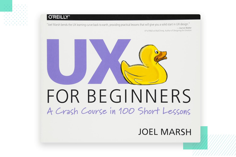 ux design for beginners