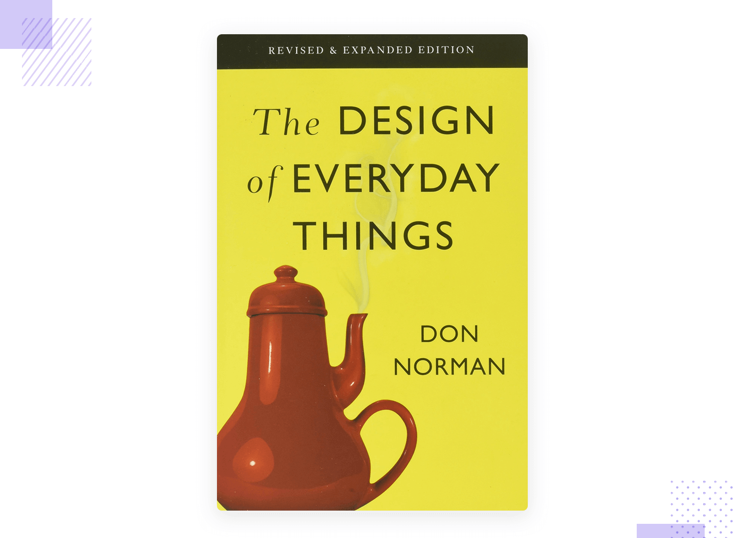 design of everyday things by don norman as ux book