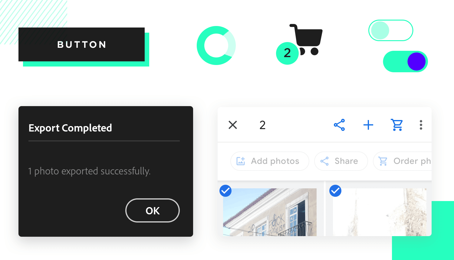 creating feedback and offering context with ui design