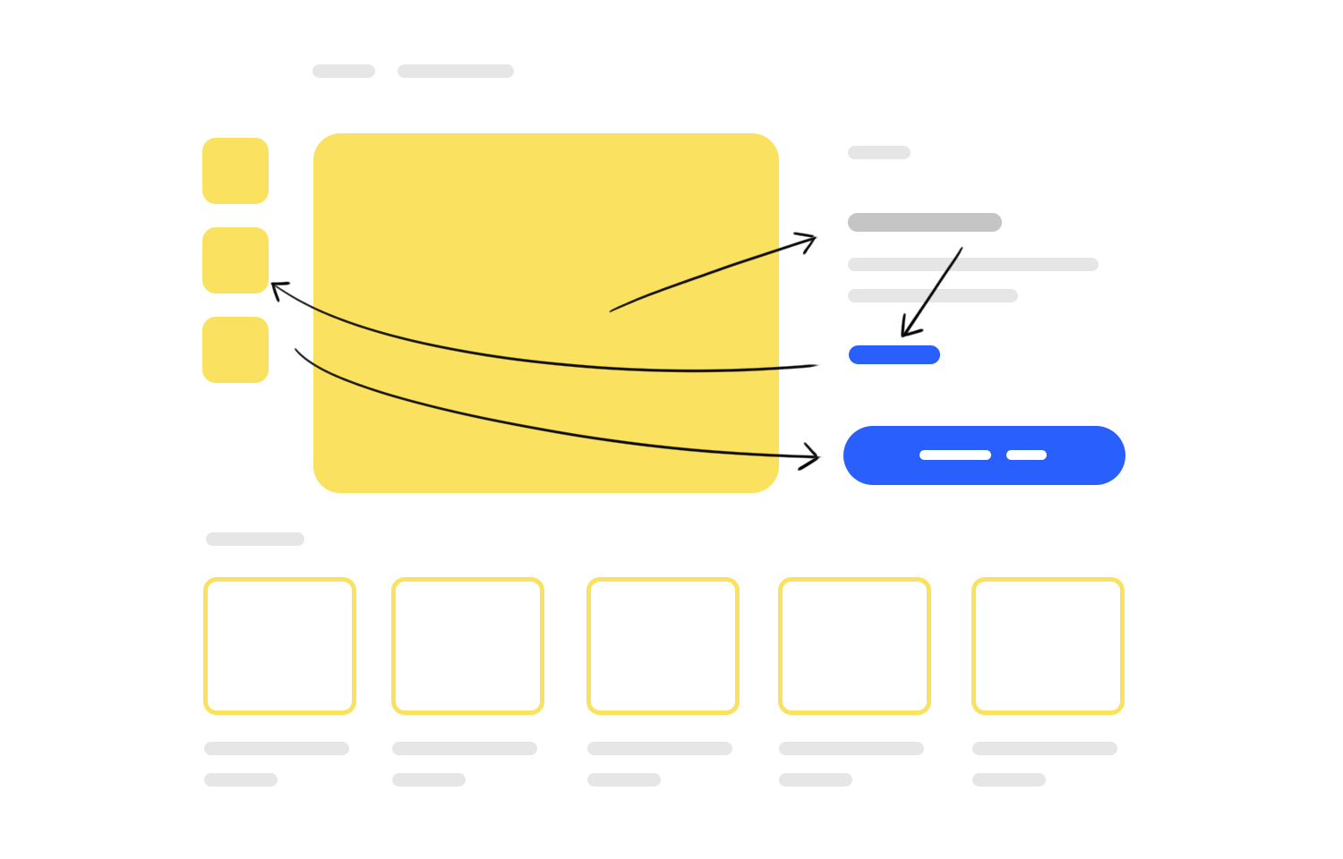 the role of content structuring in web design layout