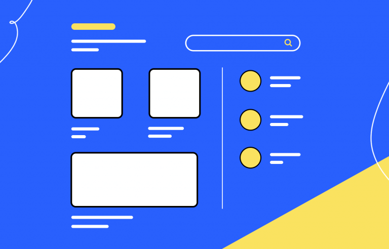 guide to web design layout