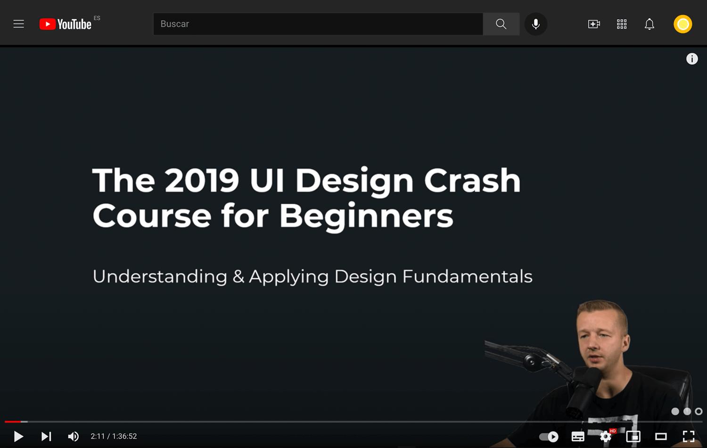 web design tutorial that doubles as crash course
